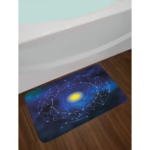 Collection Constellation Bath Rug