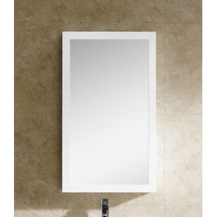 Hendrix 19.63 x 33.5 Surface Mount Medicine Cabinet by Orren Ellis