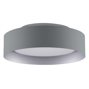 Zipcode Design Ellar 3-Light Flush Mount