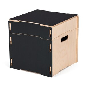 Caja Ottoman by Sprout