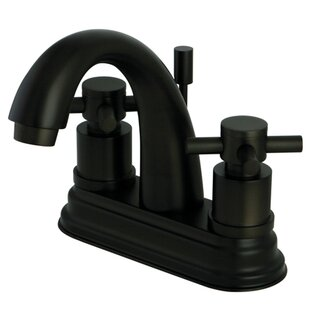 Kingston Brass Concord Centerset Bathroom Faucet with Pop-Up Drain Image