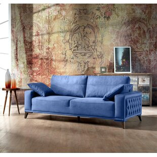 Corrigan Studio Frint and Walt Convertible Sofa