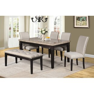 Farrier 6 Piece Dining Set by Alcott Hill