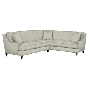 Klaussner Furniture Gretchen Sectional