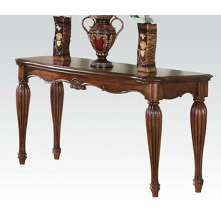 Turney Wooden Console Table by Astoria Grand