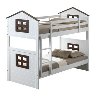 Chau Toddler Bunk Bed By Zoomie Kids