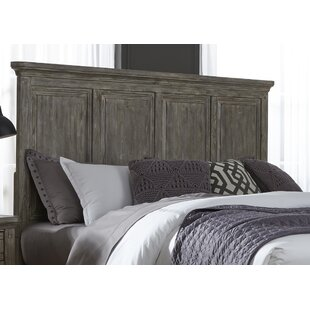 Bargain Barkell Panel Headboard by Darby Home Co