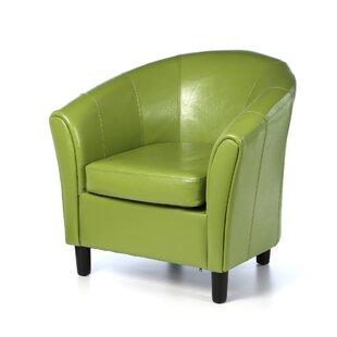 Brayden Studio Karp Barrel Chair