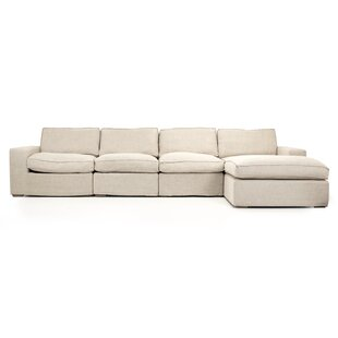 Chaud Sectional by Zentique Amazing