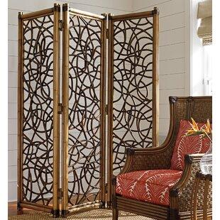 Palms Exuma 3 Panel Room Divider