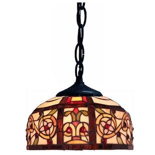 Astoria Grand Dedric 2-Light Pendant