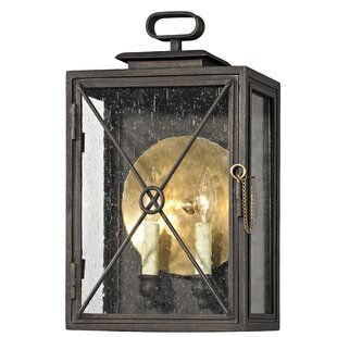 Order Oglesby 2-Light Outdoor Sconce By Loon Peak