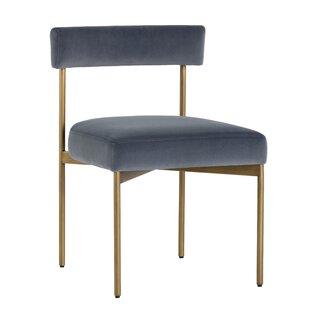 Seneca Upholstered Dining Chair (Set of 2) by Sunpan Modern