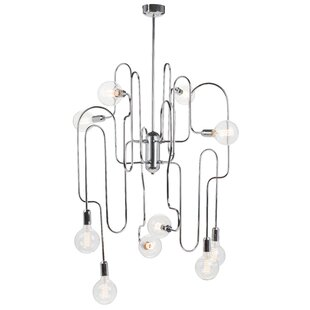 Nuevo Corrine 10-Light Sputnik Chandelier