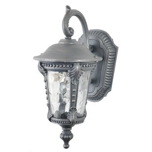 Flannigan Outdoor Wall Lantern