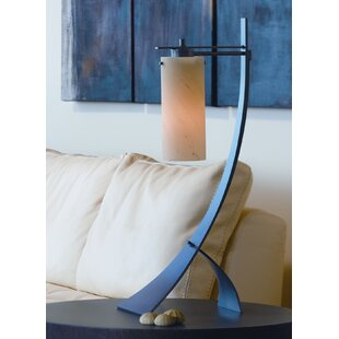 Stasis 28.3 Arched Table Lamp