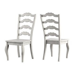 Read Reviews Back Bay Side Chair (Set of 2) by Three Posts Reviews (2019) & Buyer's Guide