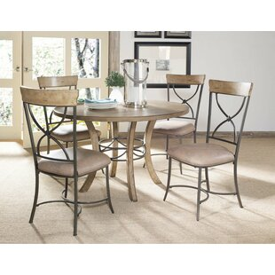 Rocio 5 Piece Dining Set by Alcott Hill 2019 Salet