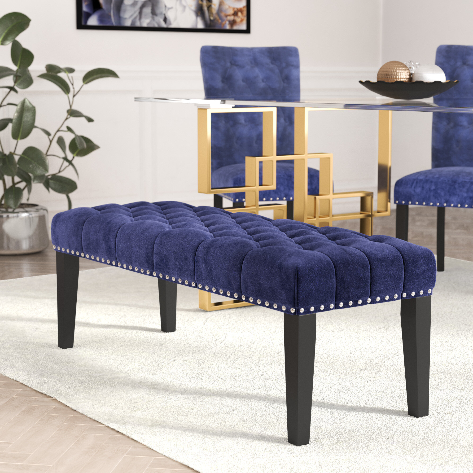 home finished aldrych metal bench aldon pu products leather legs iconic aldan upholstered finish brass aldelfo navy hairpin aldo frame