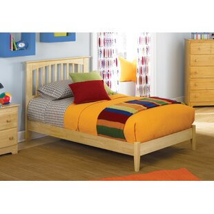 Andover Mills Arkwright Maple Platform Bed