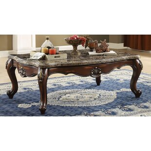 Roberson Coffee Table by Fleur De Lis Living