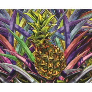 Pineapple Cutting Board By Magic Slice