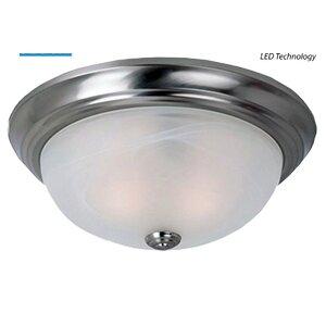Essential 1-Light Flush Mount