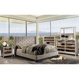 Ariana Queen Platform 4 Piece Bedroom Set by House of Hampton