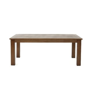 Bozarth Outdoor Aluminum Coffee Table by Ivy Bronx