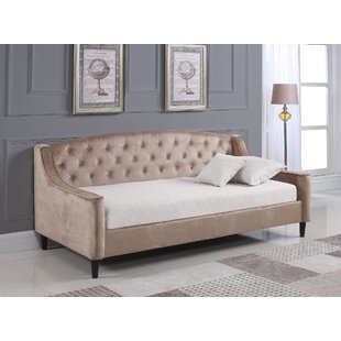 Theo Upholstered Daybed By Canora Grey