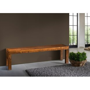 Oxford Wood Bench By Massivmoebel24