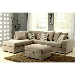 Reversible Sectional by Infini Furnish..