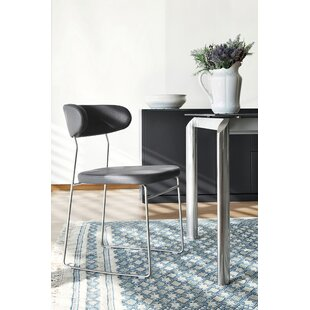 Anais Upholstered Dining Chair by Domitalia