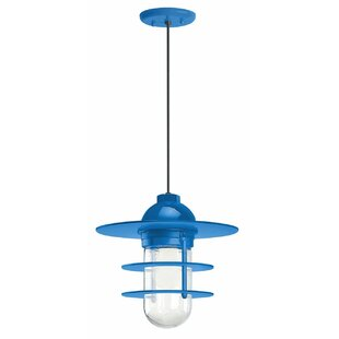 Troy RLM 1-Light Cone Pendant