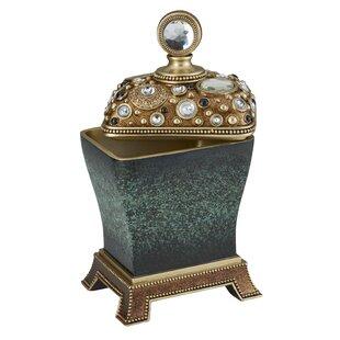 Bargain Marbleized Jewelry Box ByAstoria Grand