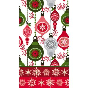 Gunner Merry Christmas Hand Towel (Set of 15)