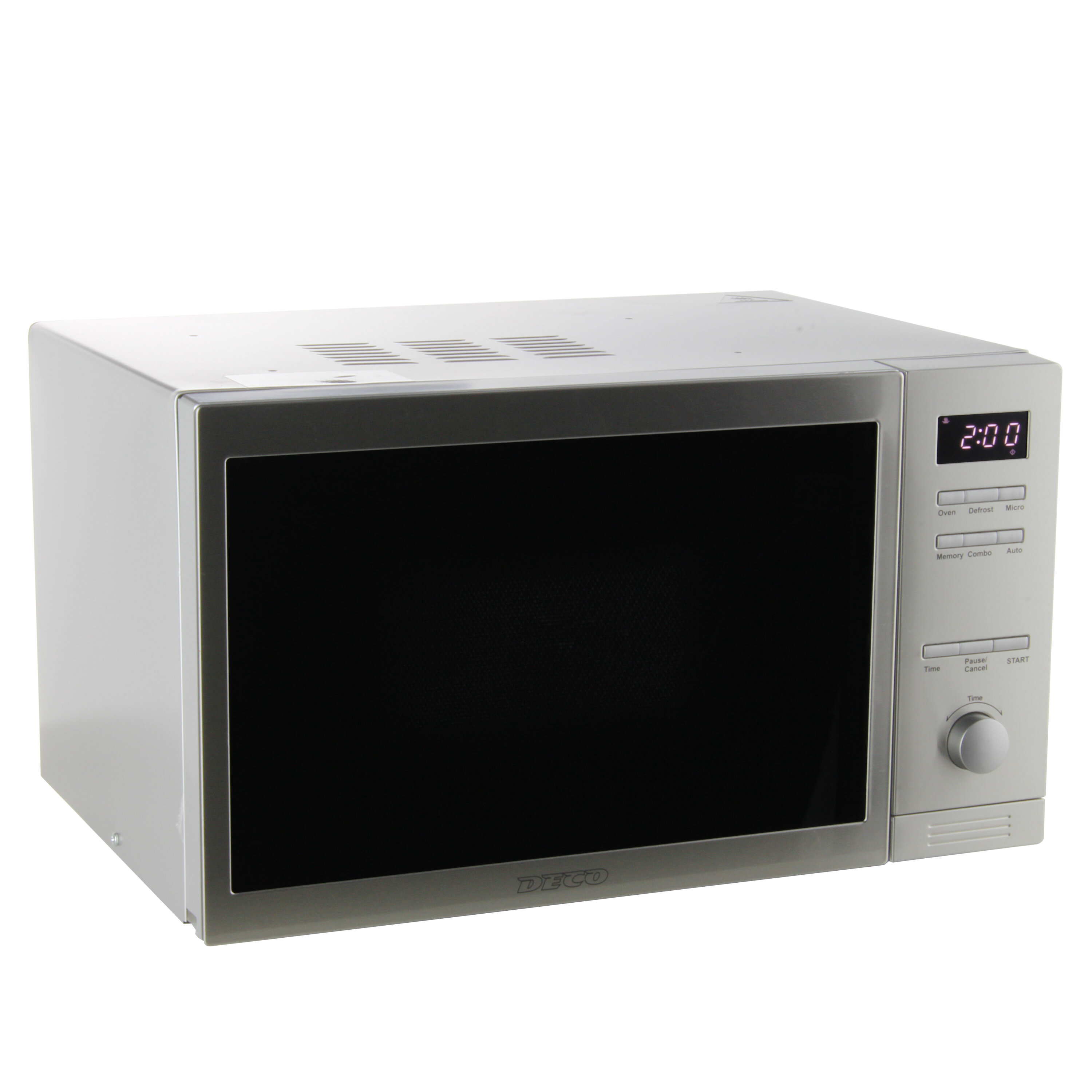 Equator Deco Combo 19 0 8 Cu Ft Countertop Microwave With Memory Cooking Function Reviews Wayfair