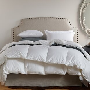 Filled Fall Midweight Down Duvet Insert