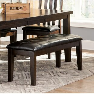 kitchen & dining benches you'll love | wayfair 2 Seater Dining Bench