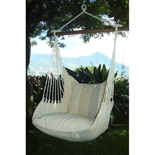 Zakary Hanging Chair by Lynton Garden
