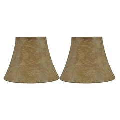 Leather Or Faux Leather Light Shades Free Shipping Over 35 Wayfair