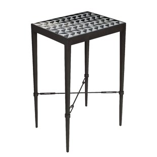 Coeburn Geometric End Table