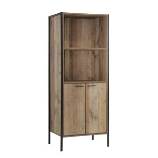 Maldonado Standard Bookcase by Union Rustic