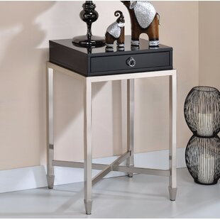 Wilkinson End Table by Rosdorf Park