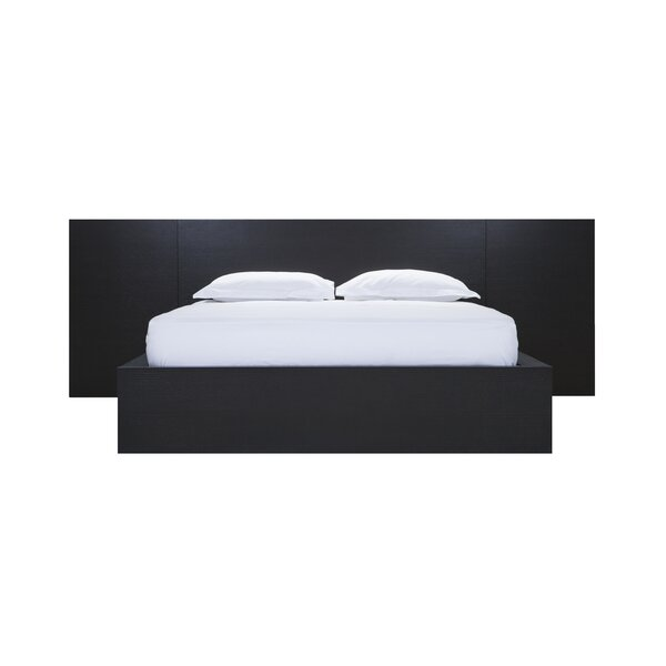 Simple Platform Bed by EQ3