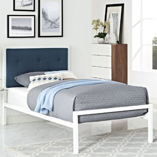 Read Reviews Lottie Upholstered Platform Bed by Modway Reviews (2019) & Buyer's Guide