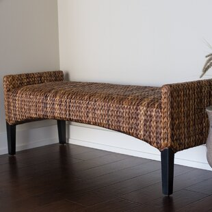 Ardin Upholstered Bench by Bayou Breeze