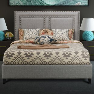 Ostrander Upholstered Platform Bed