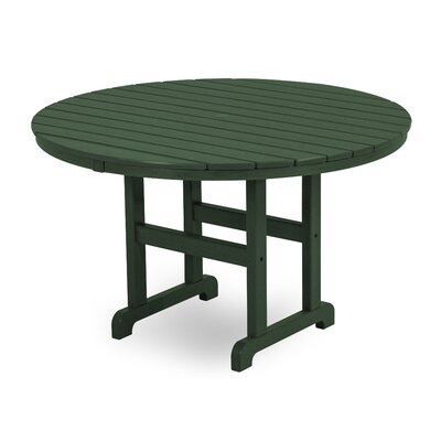 La Casa Café Round 29 Inch Table by POLYWOOD® Read Reviews