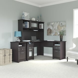 Hillsdale 3-Piece L-Shape Desk Office Suite by Red Barrel Studio New